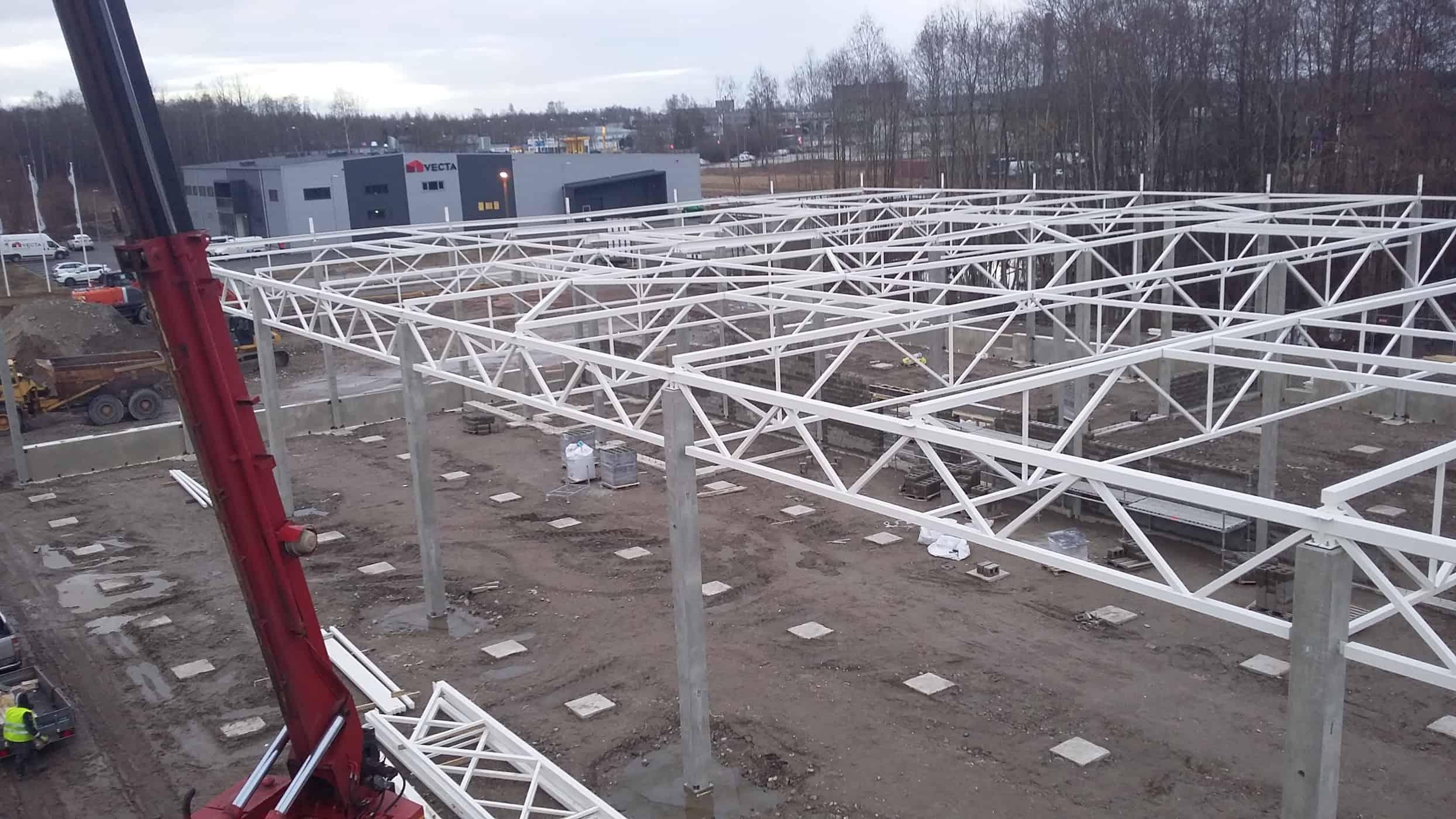 Trimtex tootmishoone Pärnus