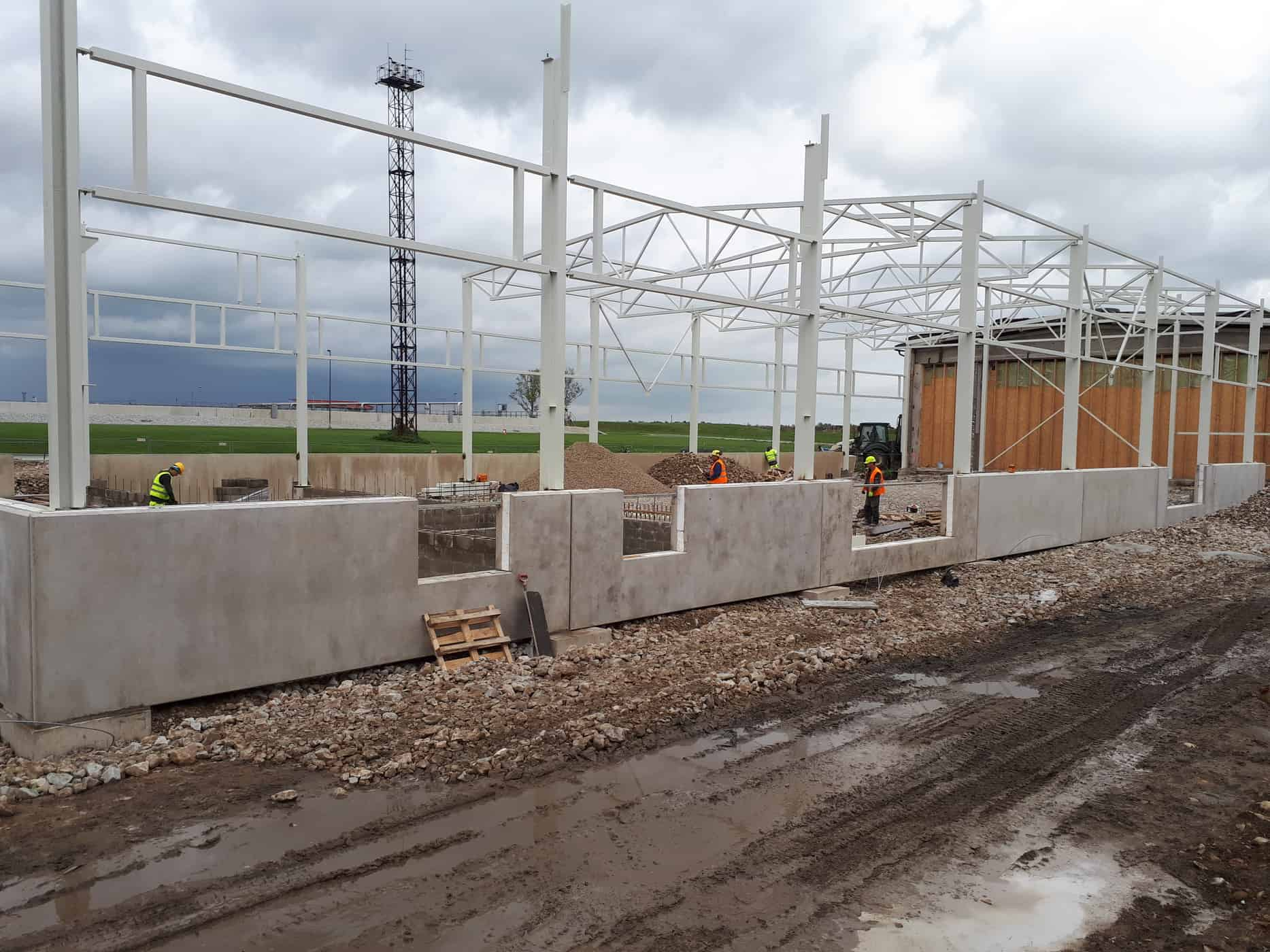 Kohtla-Järve Biopuhasti garaaz